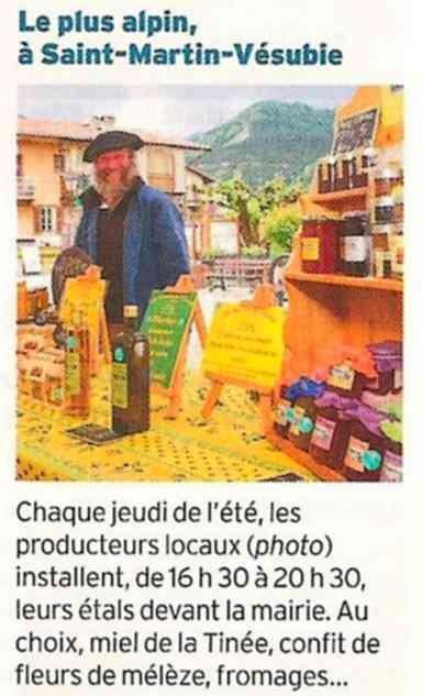 Article express juillet lou papet